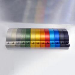 Large choix de couleurs